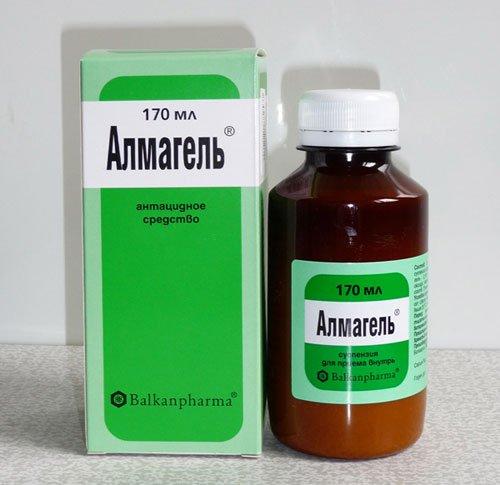 препарат Алмагель