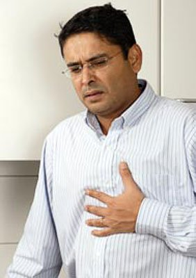 боль за грудиной при грыже пищеводного отверстия диафрагмы