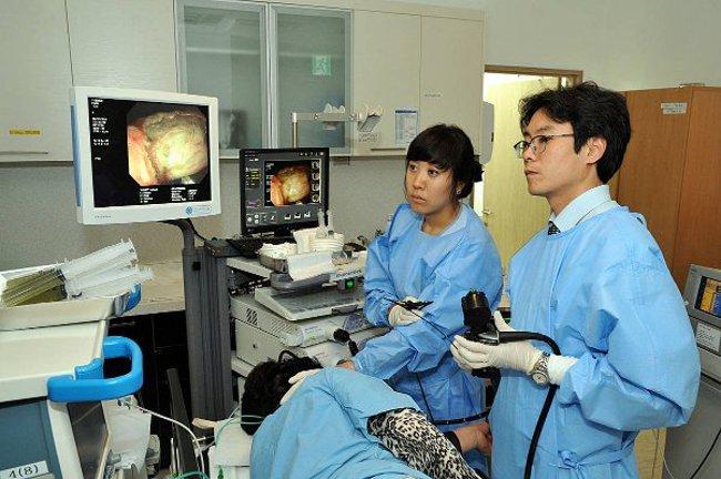 процедура гастроскопии