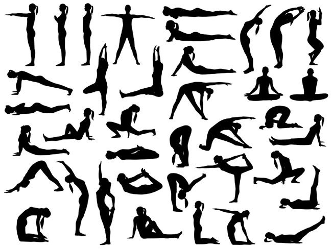 упражнения йоги при грыже позвоночника