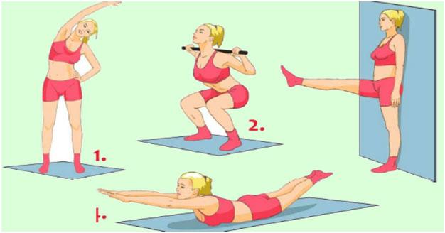 Гимнастика при поясничной грыже позвоночника эффективные упражнения